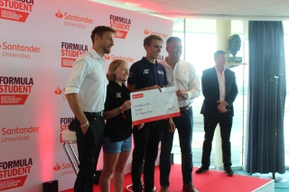 Santander Most Improved EV