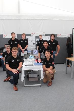 The design presentation Team