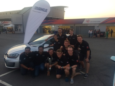MAHLE Powertrain, a gold sponsor